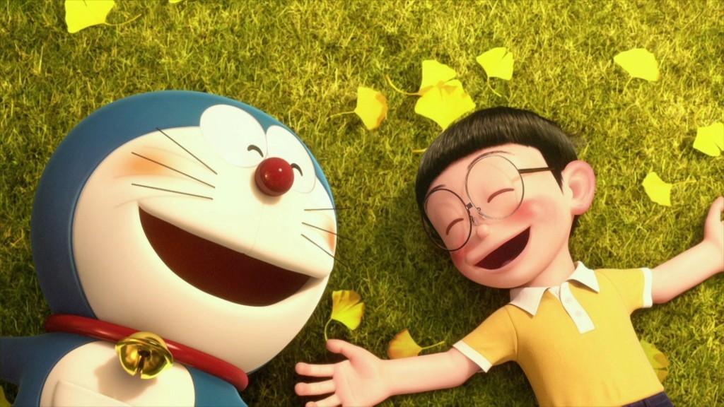 《哆啦a梦:伴我同行》