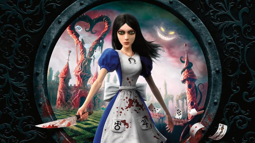《爱丽丝:疯狂回归》免安装中文绿色版
