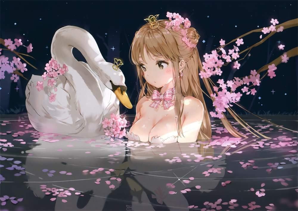 Megane Shoujo (Anmi) - Avian Romance