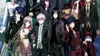 《K》1-2季 附BD 百度网盘下载