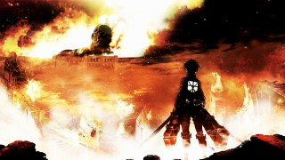 《进击的巨人》第一季 百度网盘下载