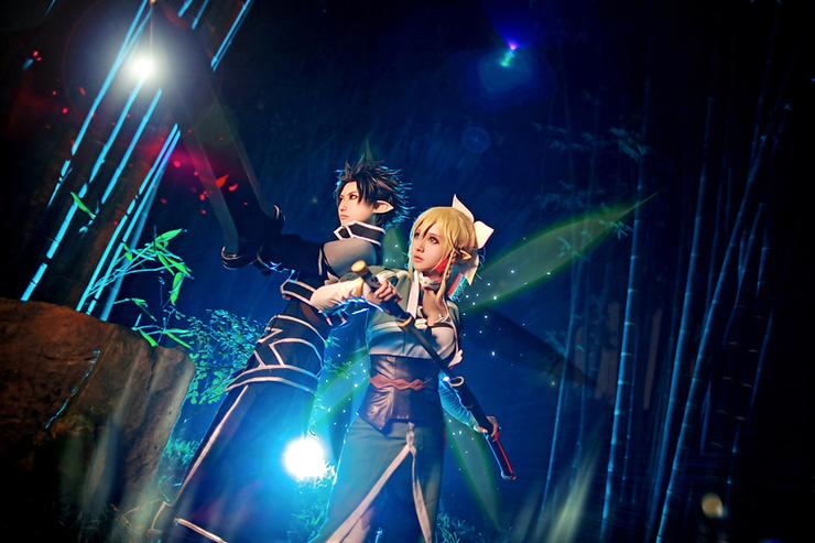 《刀剑神域SAO》全系列的Coaplay07