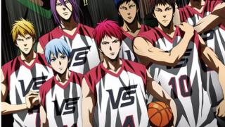 《黑子的篮球 》LAST GAME剧场版