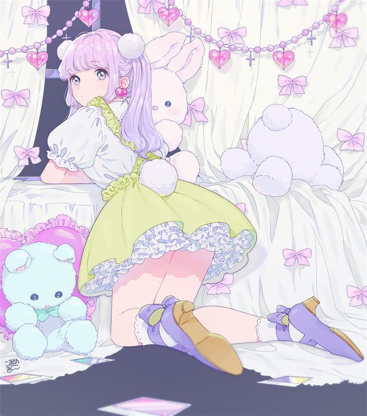 玩偶与少女02