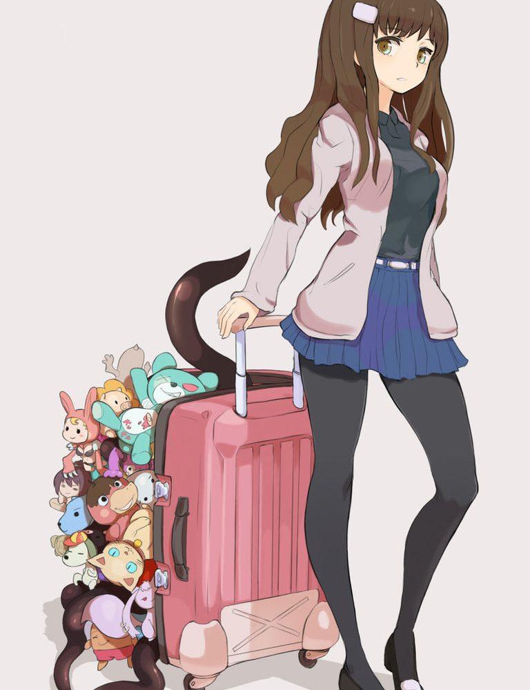 玩偶与少女10