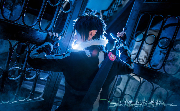《刀剑神域SAO》全系列的Coaplay02