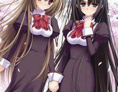 【PC】【AVG】《少女爱上姐姐》汉化版 百度网盘下载