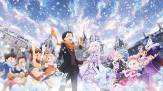 《Re:从零开始的异世界生活 OVA ~Memory Snow~ 》百度网盘下载
