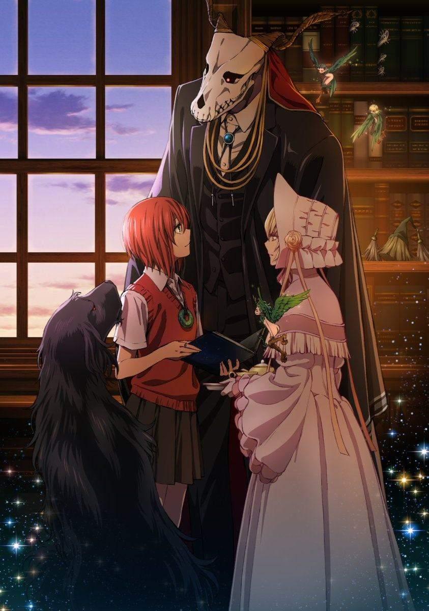 魔法使的新娘 等待繁星之人
