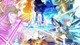 《刀剑神域 Alicization篇 War of Underworld 最终季》下载