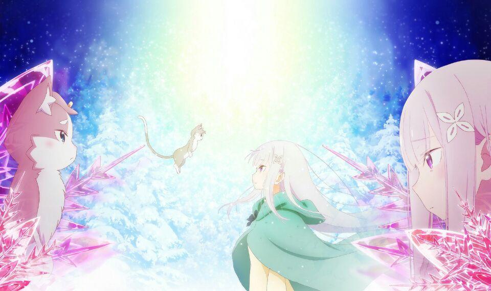 《Re:从零开始的异世界生活 OVA 冰结之绊》百度网盘下载