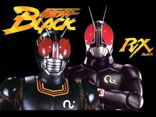 《假面骑士Black RX 》    百度云下载