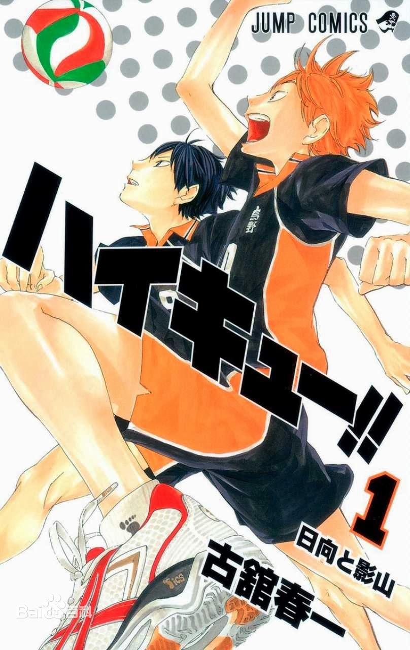 【漫画】【完结】《排球少年!!》百度网盘下载
