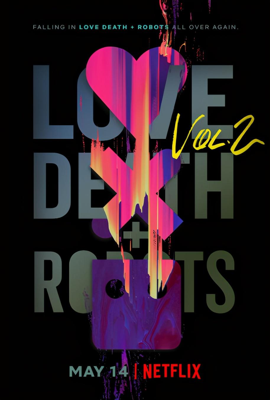 《爱,死亡和机器人 第二季》百度网盘下载