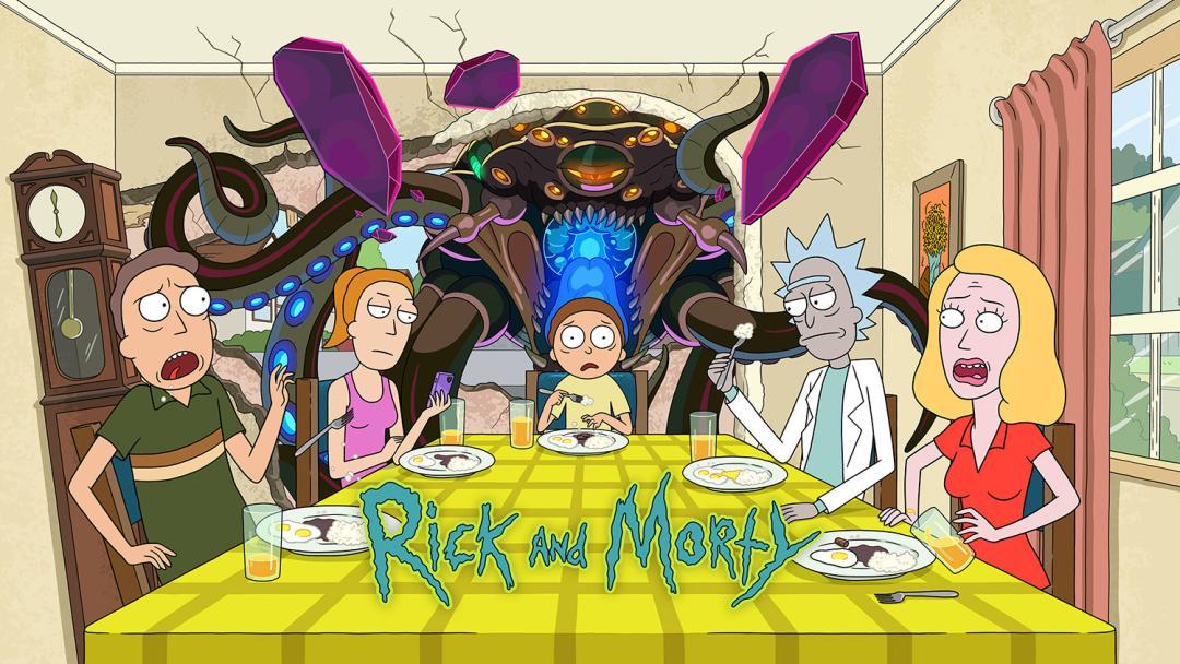 《瑞克和莫蒂》百度网盘下载